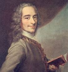 Voltaire positive cynic